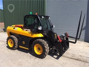 Used JCB Telehandlers Lifts for sale in the United Kingdom