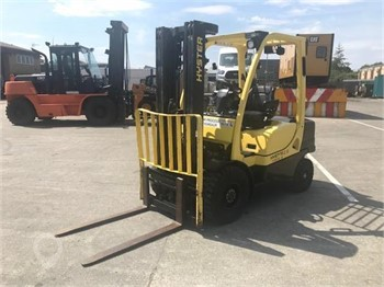 Used HYSTER Forklifts Lifts for sale in the United Kingdom - 27