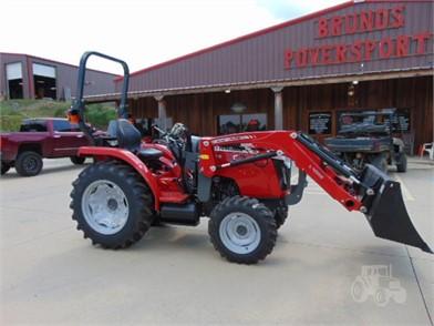 New MASSEY-FERGUSON Farm Equipment For Sale By Bruno's