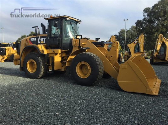 2012 Caterpillar 950K Heavy Machinery for Sale