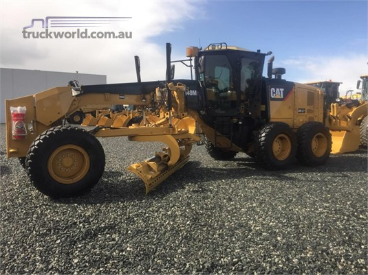 2013 Caterpillar 140M2 Heavy Machinery for Sale