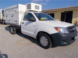 Toyota Hilux  Usato