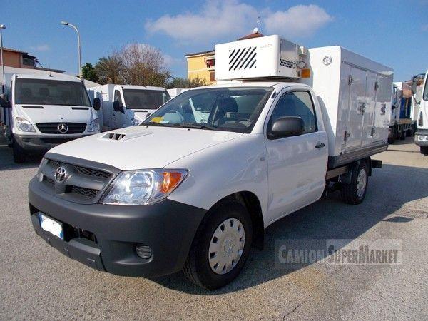 Toyota HILUX Uzywany 2010