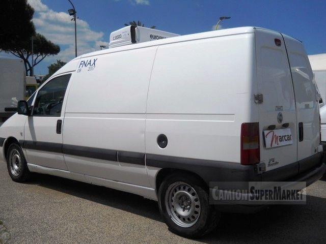 Fiat SCUDO Usato 2005 Campania