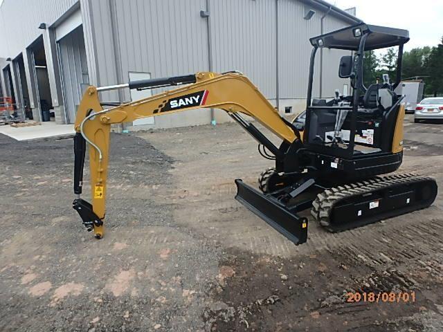 Sany SY35U Excavators for Sale | CEG