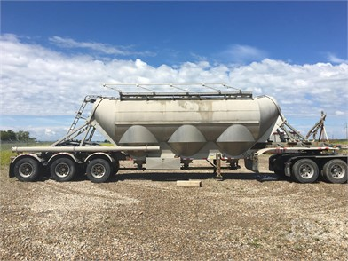 Pneumatic / Dry Bulk Tank Trailers For Sale In Canada - 41