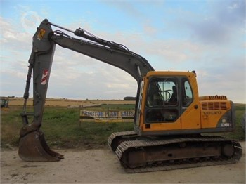 Used VOLVO EC140 for sale in the United Kingdom - 23