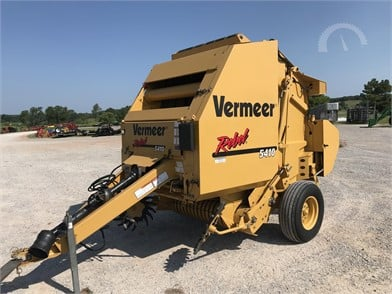 VERMEER Hay And Forage Equipment Auction Results - 438