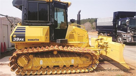 2017 Komatsu D39PX-23 - Heavy Machinery for Sale