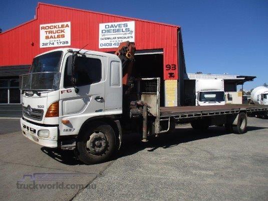 2008 Hino 500 Series 1527 FG - Truckworld.com.au - Trucks for Sale
