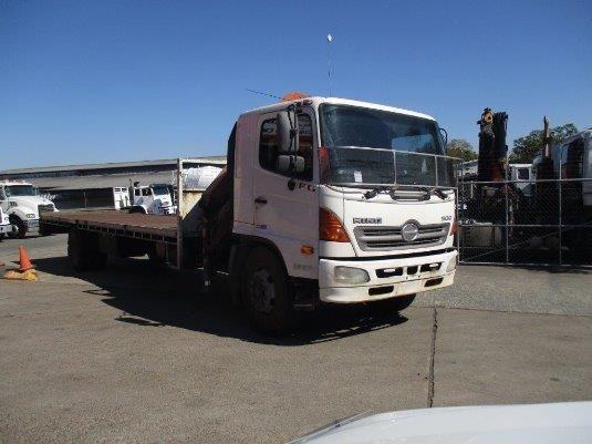 2008 Hino 500 Series 1527 FG - Trucks for Sale