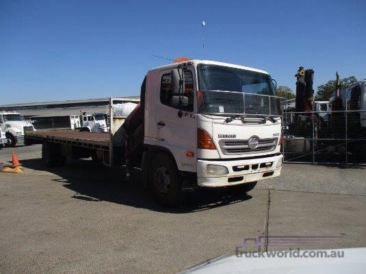 2008 Hino 500 Series 1527 FG Trucks for Sale