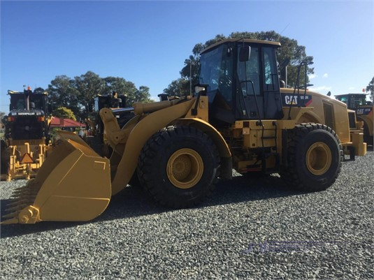 2015 Caterpillar 950H - Heavy Machinery for Sale