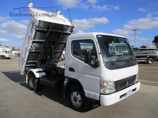 2006 Fuso Canter 3.5 Poyser Trucks - Trucks for Sale