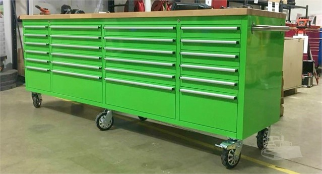 Fantastic Siebel New Fatboy 8 Ft 24 In Tool Bench Fat 24D96Grn For Cjindustries Chair Design For Home Cjindustriesco