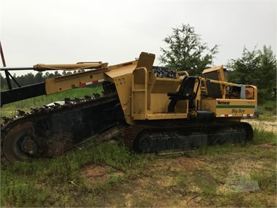 VERMEER Trenchers / Boring Machines / Cable Plows Auction