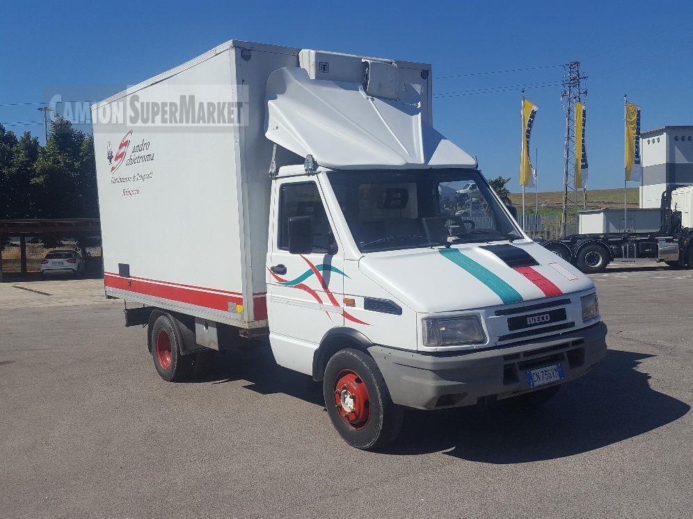 Iveco DAILY 59-12 used 1999 Lazio