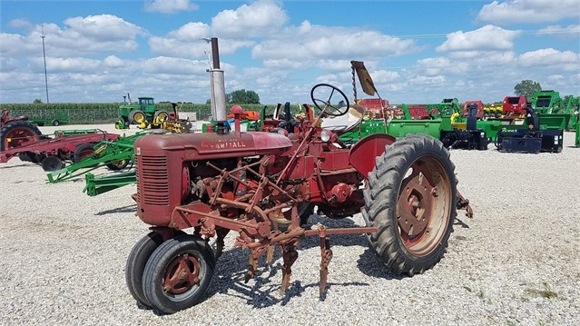 1951 INTERNATIONAL SUPER C For Sale In Lake City, Michigan