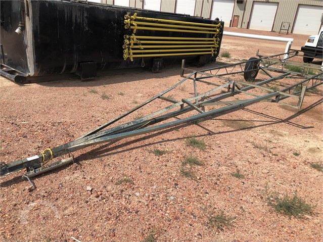 HOMEMADE 20 FT PIPE TRAILER Auction Results