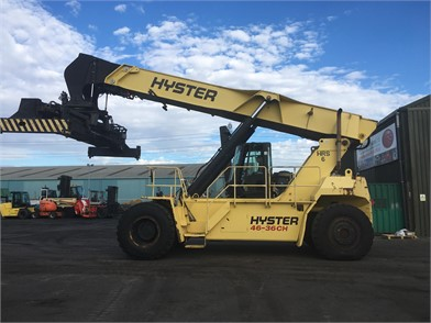 Used HYSTER Plant Equipment for sale in the United Kingdom - 31