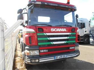 SCANIA P124C420