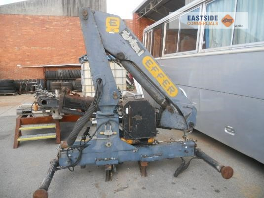 2000 Effer 95 Eastside Commercials - Cranes & Tailgates for Sale
