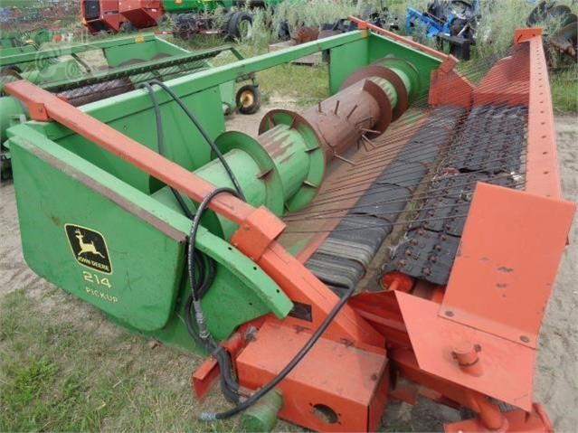 John Deere 214 >> John Deere 214 For Sale In Madison Minnesota Tractorhouse Com
