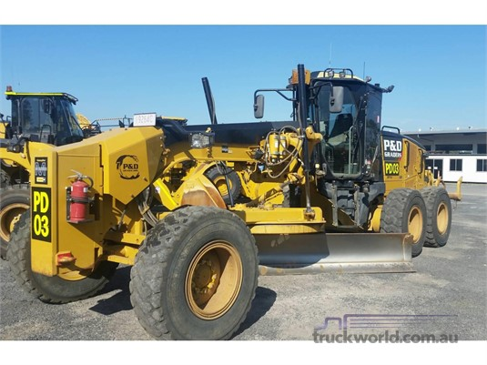 2012 Caterpillar 140M Heavy Machinery for Sale
