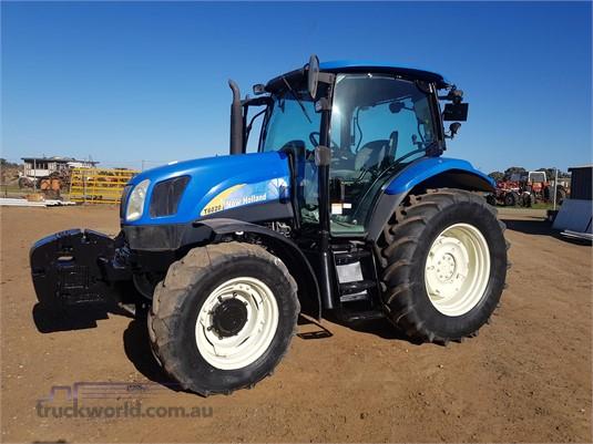 New Holland T6020 Delta Tractors