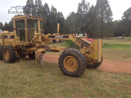 1988 Caterpillar 12G - Heavy Machinery for Sale