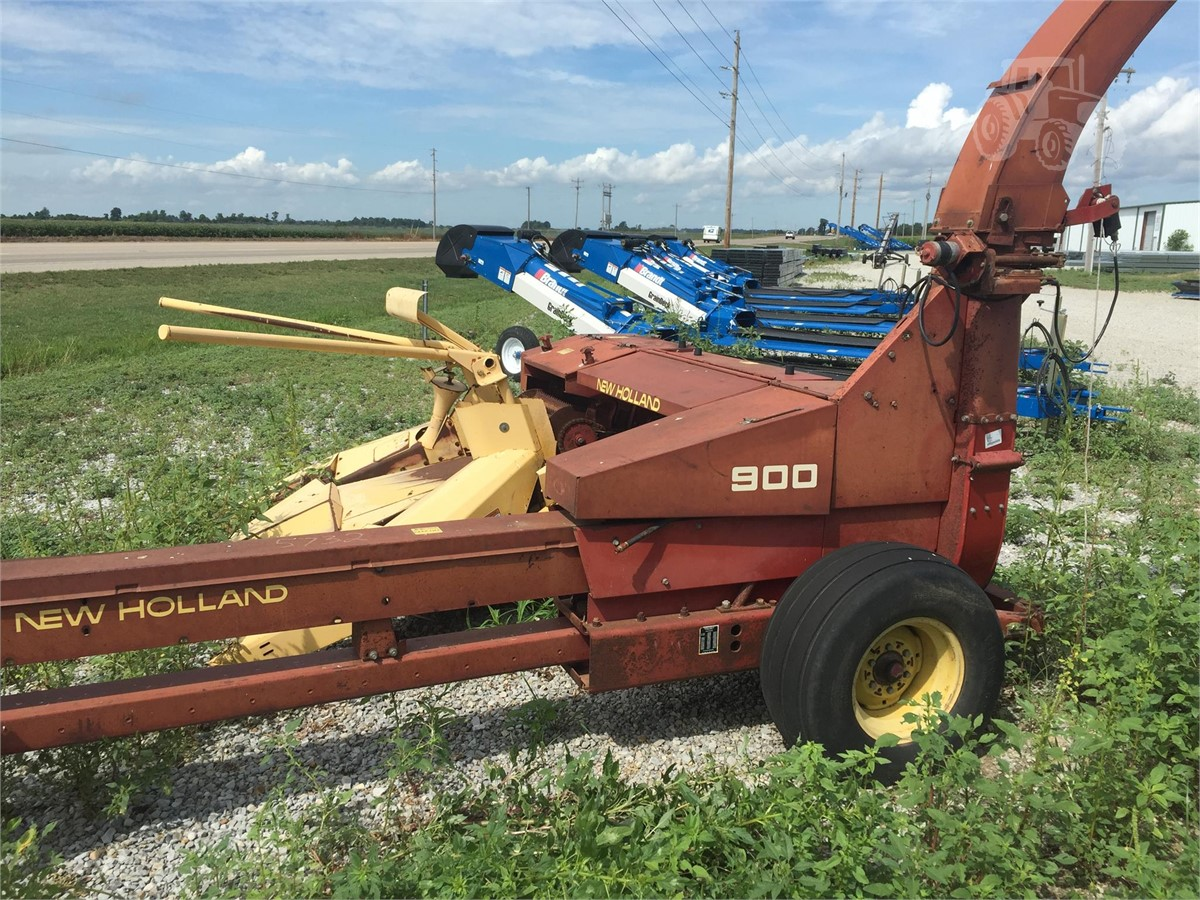 NEW HOLLAND 900 For Sale In Sikeston, Missouri | www ...