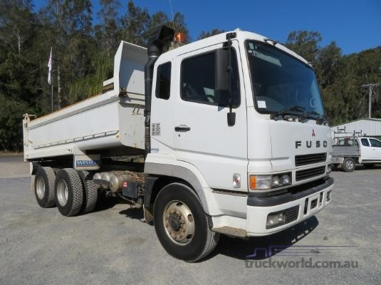 2010 Fuso FV51J - Trucks for Sale