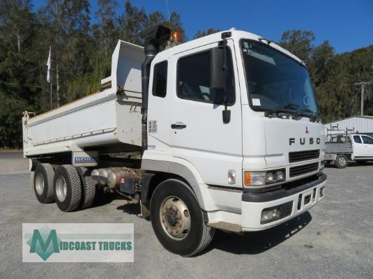 2010 Fuso FV51J Midcoast Trucks - Trucks for Sale
