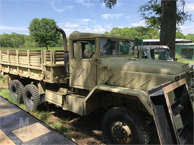 Am General Flatbed Trucks Auction Results - 12 Listings