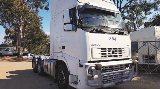 2007 Volvo FH13 Globetrotter - Trucks for Sale