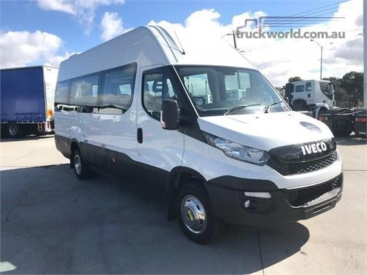 W Mega 2018 Iveco Daily Executive 16 Mini Bus bus for sale Adtrans Truck BV15