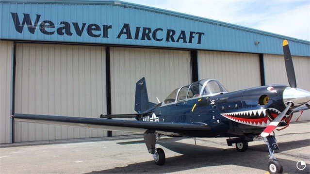BEECHCRAFT T34C MENTOR For Sale In Brandon, Mississippi