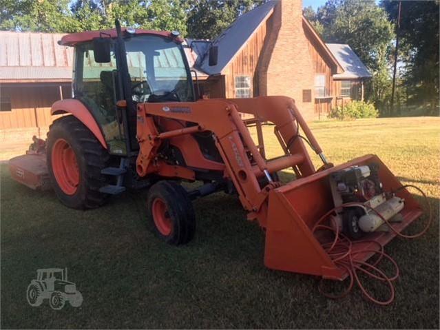 KUBOTA M7040FC For Sale In Flint, Texas
