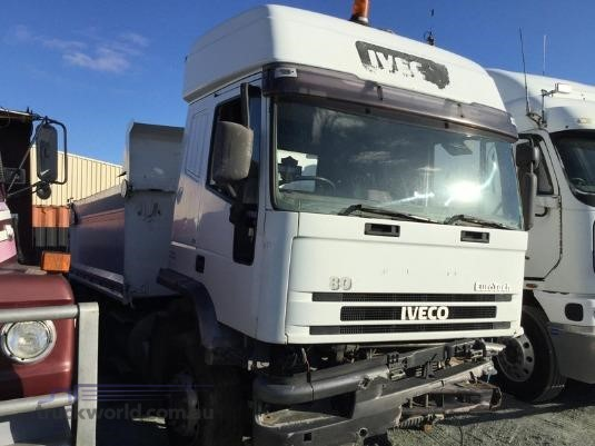 1998 Iveco Eurotech - Wrecking for Sale