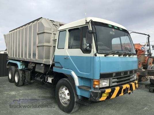 1990 Mitsubishi FV - Wrecking for Sale