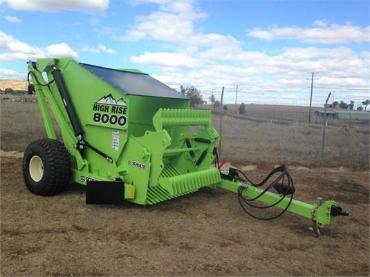 0 Schulte 8000 - Farm Machinery for Sale