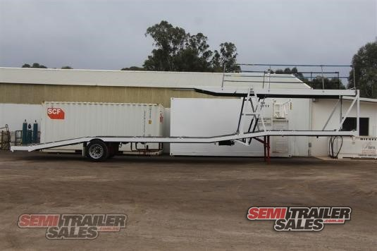 1999 Topstart Car Carrier Trailer Semi Trailer Sales - Trailers for Sale