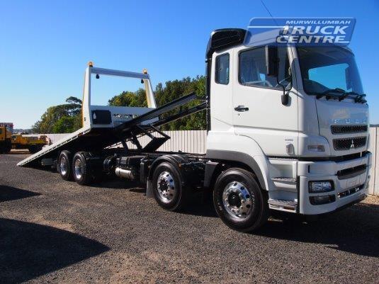 2018 Fuso FS Heavy 8x4 Murwillumbah Truck Centre - Trucks for Sale
