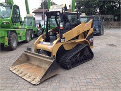 CATERPILLAR 257B  used