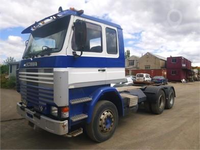 1987 SCANIA 142M at TruckLocator.ie