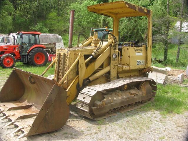Cat 931 For Sale In Roanoke Virginia Machinerytrader Com