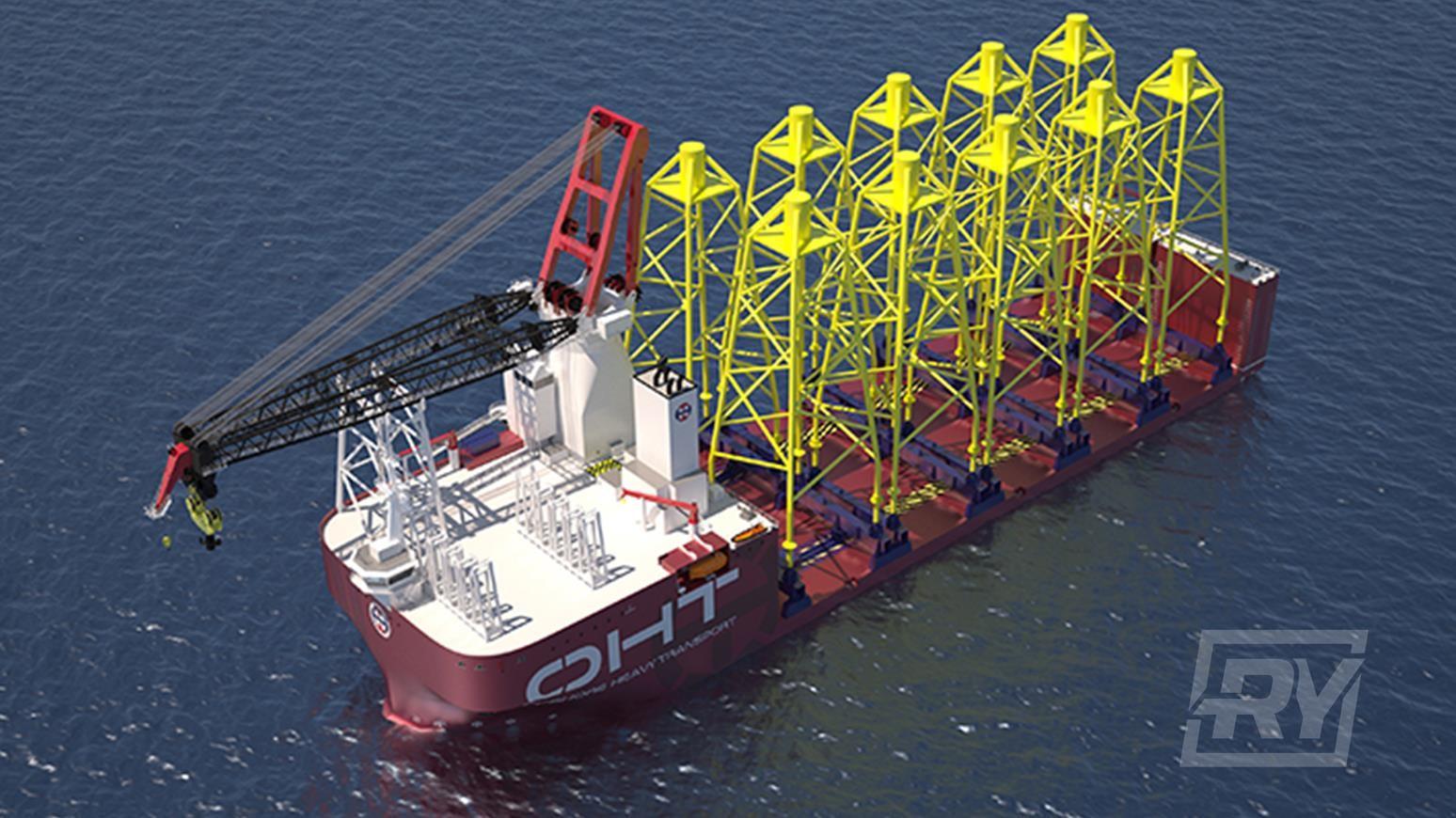 Liebherr Gets Its Feet Wet With Shipbuilding Rentalyard Blog