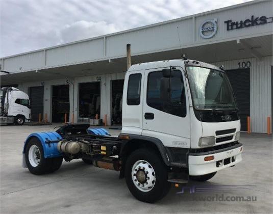 2004 Isuzu GVR - Truckworld.com.au - Trucks for Sale