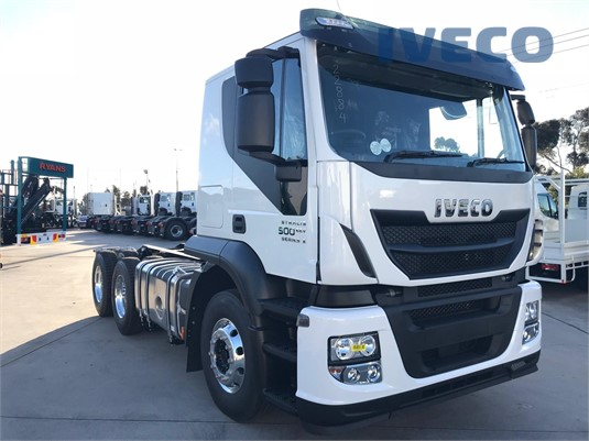 2018 Iveco Stralis AT500 Iveco Trucks Sales - Trucks for Sale