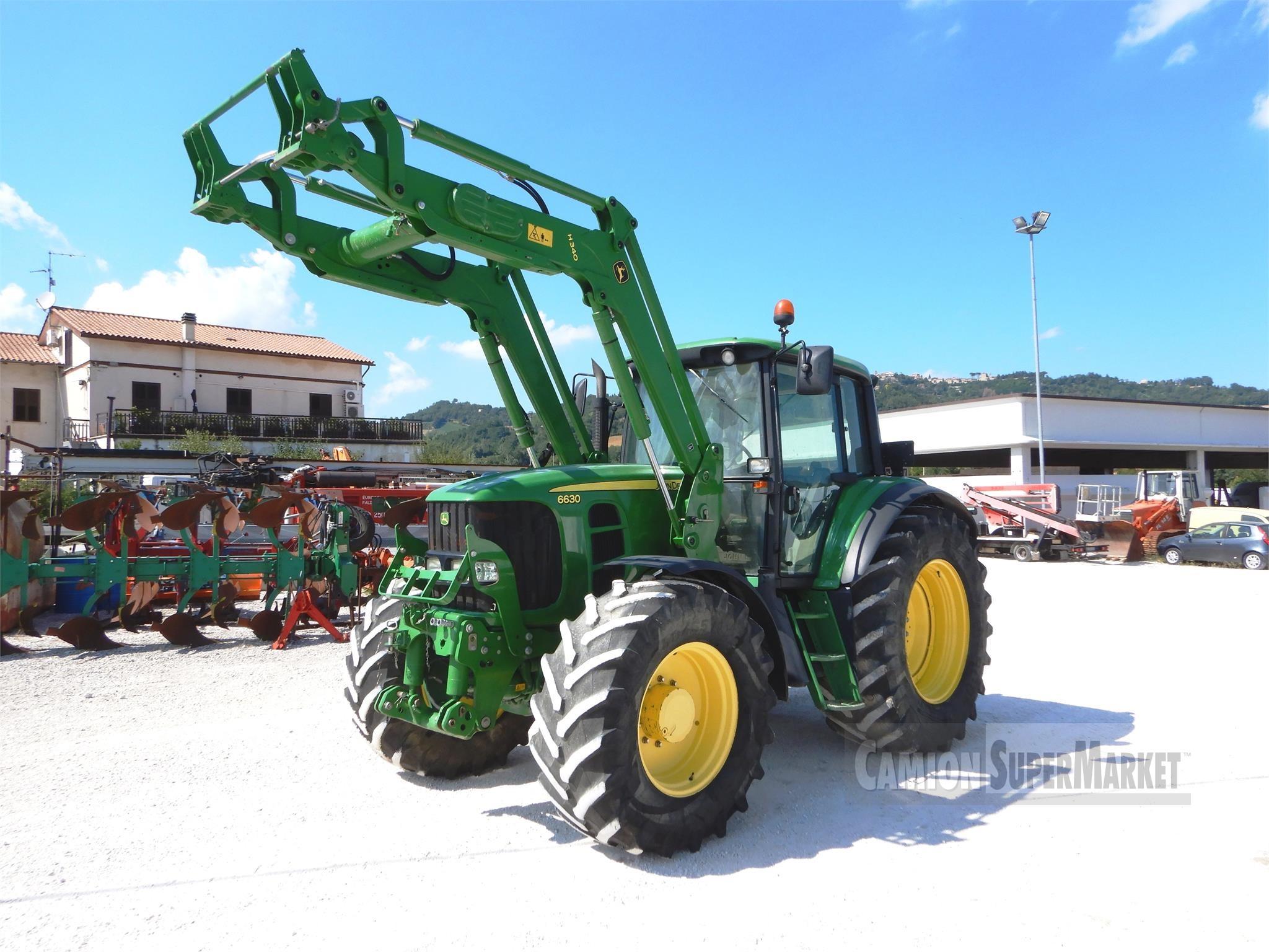 Annunci agricoltura forestazione e giardinaggio usati e for Romana diesel trattori usati